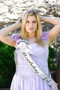 Danielle Birthday Princess