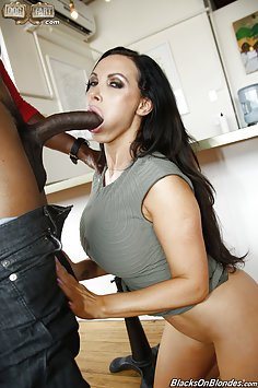 Nikki Benz Big Black Cock Anal