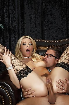 Anikka Albrite Gets Porked Hard