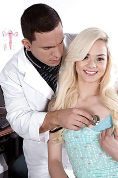 Elsa Jean Visits The Doctor