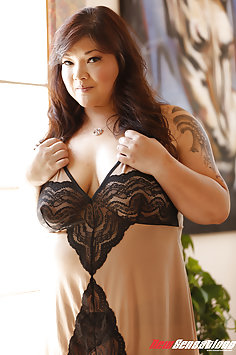 Chubby Asian Needs Lots of Cock