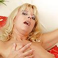Ball Licking MILF - image