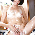 Horny Housewife Dripping - image