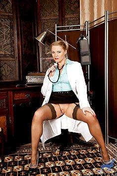 Abigail Toyne Doctor Pussy