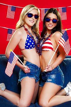 Patriotic Lesbians Love