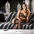 Stunning Babe Eva Lovia Alone and Horny - image