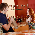 Dani Jensen Only Parties With His Cock - image
