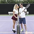 Natalia Starr Loves Fucking Tennis - image