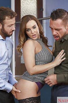 Natasha Nice Threeway Fuck