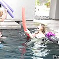 Lily Rader and  Piper Perri Blow Off Steam - image