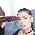 Marley Brinx Blacked In Her Ass - image