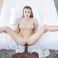 Natalia Starr and the Big Black Cock - image