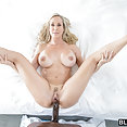 Brandi Love Tries Black Cock - image