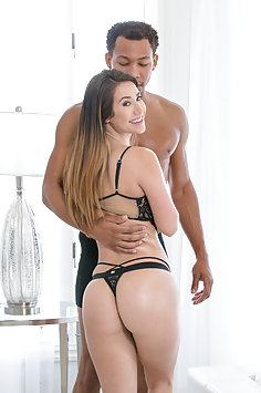 Eva Lovia Wants His Cock in Her ass
