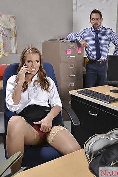 Jill Kassidy Office Fucking