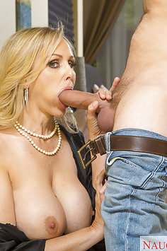 Julia Ann Needs His Big Cock