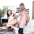 Jade Amber Fucks The Teacher - image