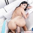 Monica Asis Enjoys JMacs Huge Cock - image