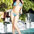 Jayden Cole Tiny Bikini - image