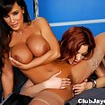 Jayden Cole and Lisa Ann Together and Hot - image