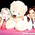 Jayden Cole Bear Lesbian Love - image