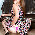 Teen in Tiny Panties - image