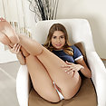 Teen in Cotton Panties - image