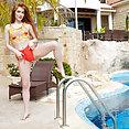 Jia Lissa  Flatty Outdoor Nudes - image
