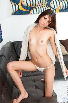 Tight and Tiny Mily Mendoza