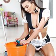 French Maid Gets Laid - image