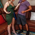 Hot MILF Loves Young Cock - image