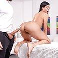 Big Booty Latina Massage and Anal - image