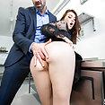 Anal Sex For Tattooed Misha Cross Goes Wild - image