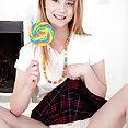 Schoolgirl Pussy - image