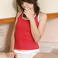 Playful Teen In Panties - image