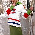 Sexy Hockey Loving teen - image