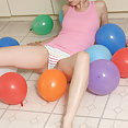 Want to Pop Her Balloons - image