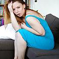 Horny Busty Babe - image