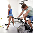 Little Spinner Workout Sex - image