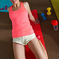 Yoga Keeps Her Flexible and Horny - image