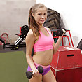 Tight Teen Fitness Fucker - image