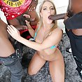 Candice Dare Black Cocks In All My Holes - image