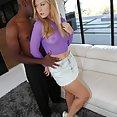 Addison Lee Loves Black Dick - image