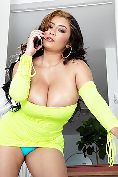 Super Busty Latina